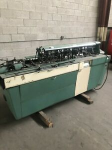Bell Howell Inserter Parts Only