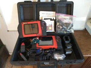 2 Snap On Modis Eems300 S 16 2 And 4 4 With Case Keys And Accessories