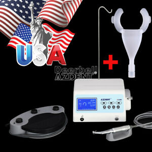 Usa Dental Implant Motor System Brushless Handpiece 5x Coxo Cheek Retractor