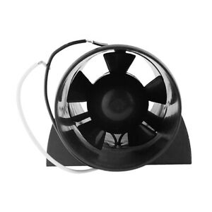Plastic 3 Marine Electric Air Ventilation Blower 145cfm Quiet Boat Cool Fan