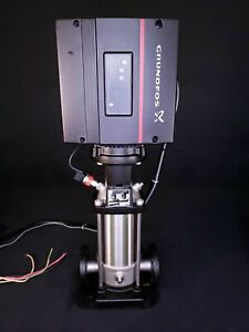 Grundfos Crne 14gpm Centrifugal Pump 2hp 230v With Pressure Control Tested