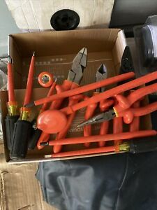 12 Pc Electrician Tools Kit