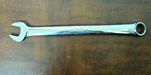 Snap On Oex32 Combination Wrench 1 Used Has Owner Mark