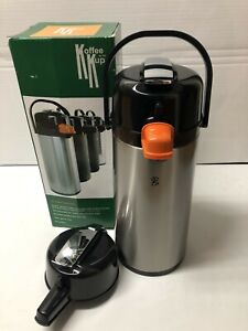 Newco Kk 2 2l new Airpot With Extra Lid