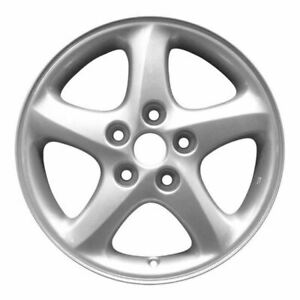Wheel 16x6 Alloy Hatchback Protege5 Dull Fits 02 03 Mazda Protege 11149