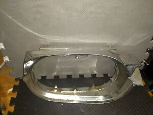 Ford Thunderbird Front Rh Right Headlight Chrome Lens Bezel trim 1961 1963