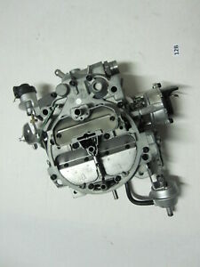 1904 Remanufactured Rochester Quadrajet Carburetor 4mv 80 89 Electric 17083224