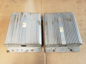 1994 2004 Ford Mustang Gt Mach 460 Rear Amplifier Stereo Radio Amp