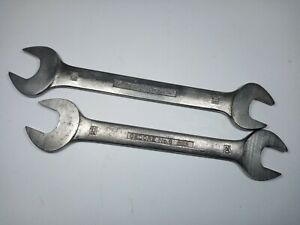 2x Gedore No 6 Open End Wrench 20 21 22 23 Mm Germany