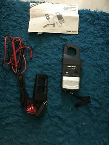 Radio Shack Ac V a Meter 22 161a Includes All Leads And Accessories And Manual