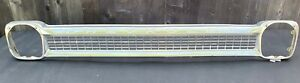 Chevy Aluminum Truck Grille Grill Custom Cab Pickup 1964 1965 1966 64 65 66 Nice