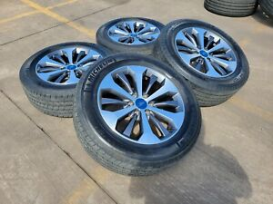 20 Ford F 150 Expedition 2019 2020 Oem Rims Wheels Tires 2017 2018 2021 10006