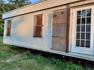 14x60 Construction Job site Office Trailer