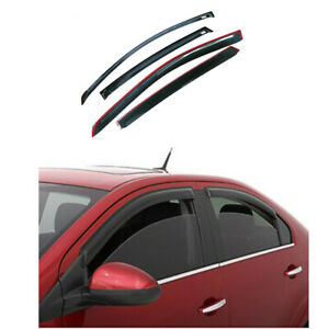For 2002 2003 2004 2005 2006 Nissan Altima Window Visor Vent Sun Rain Deflector