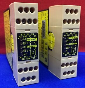 Jakab Safety Rt9 Safety Relay Vital1 Ver b Safety Relay 24vdc