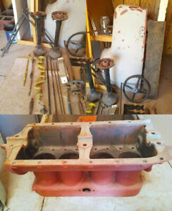 1925 1926 Ford Model T Coup Parts Lots Of Parts