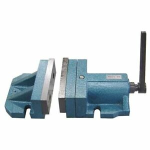Ttc Mh3012 8 Jaw Width 2 Piece Quick Clamp Milling Vise