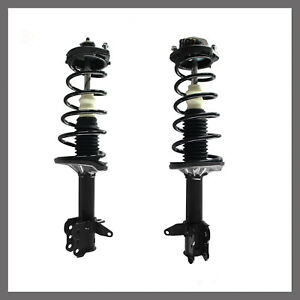 Fits For 2002 2003 Mazda Protege5 Rear 2pc Pair Complete Shocks Struts 271588 89