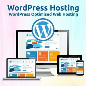 1year Wordpress Hosting Service Ssd Cpanel With Softaculous Free Ssl Certificate
