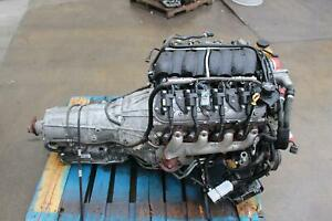 2012 17 Chevy Caprice 6 0l L77 Complete Lift Out engine tansmission Tested