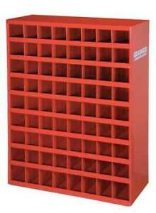 Durham Mfg 363 17 s1156 Prime Cold Rolled Steel Pigeonhole Bin Unit 12 In D X