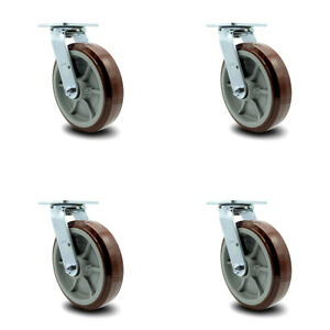 Greenlee Gmx Cart Caster Set Ma6065 Gmx Material Cart 4 Swivel Casters Scc