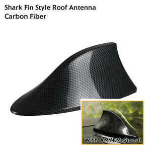 For Mitsubishi Car Antenna Cover Smart Shark Fin Style Antenna Cover Trim