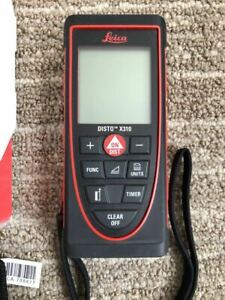Leica 790656 Disto X310 Laser Distance Measure Free Shipping From Japan