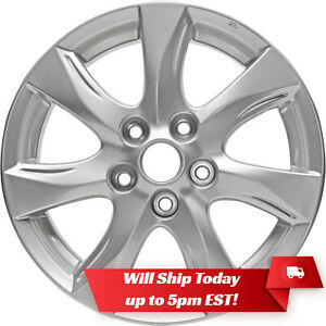 New 16 Replacement Alloy Wheel Rim For 2010 2011 2012 Mazda 3 64927