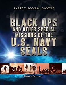 Black Ops and Other Special Missions of the U. S. Navy Seals Simo $6.95
