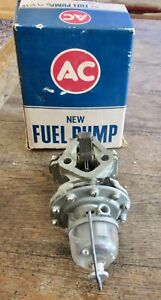1951 1953 Cadillac Real Ac Double Action Fuel Vacuum Pump 9648 331 Nice New