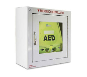 Zoll Aed Plus Standard Size Cabinet With Alarm