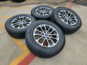 18 Ford F 150 Expedition 2020 Oem Gray Rims Wheels Tires Oe 10169 2019 2021 New