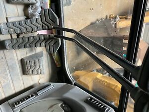 2018 Cat 308e2 Cr Cab Excavator With A c And Heat