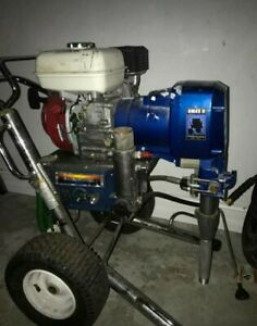 Graco Gmax Ii 5900 Honda Gaz Airless Paint Sprayer 2499 Obo