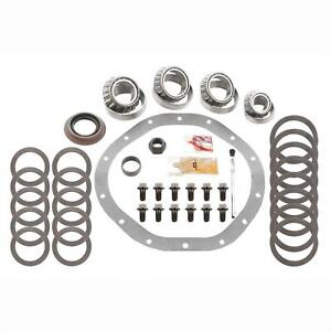 Motive Gear Ring And Pinion Installation Master Gm 9 5 In 14 Bolt Kit