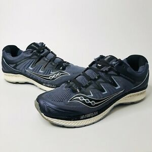 Saucony Triumph Iso Everun Shoes Mens 11 Navy Blue Gym Running Athletic S20413 1