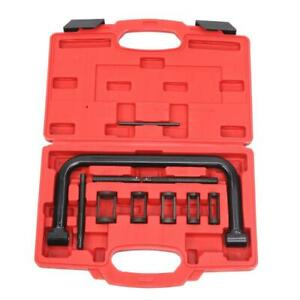 5 Sizes Valve Spring Compressor Pusher Tool For Car Motorcycle Small Bore Engine