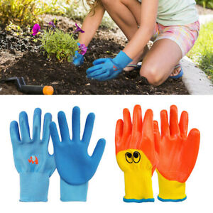 Safety Protective Gloves Bite proof And Waterproof Latex Gloves For Kids