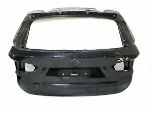 2016 2017 2018 Bmw X1 Rear Lid Gate Trunk Shell Black 66539475687 Oem 17 18 19