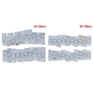 Smd Lamp Beads Set Equipment Components Modules 32 65 Inch Practical Durable