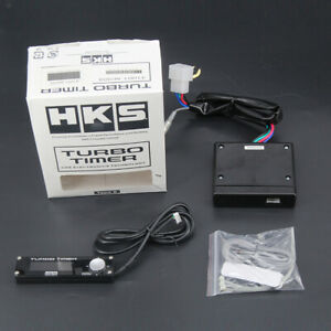 New Universal Hks Turbo Timer Digital Auto Car Type 0 With White Led Display