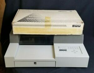 Hp 7550a Graphite Plotter With Plotter Ink And Holder Supplies