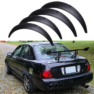890mm 810mm Front Rear Wheel Fender Flares Arch Wide For Nissan Maxima Sentra