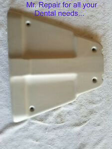 Adec 1005 Priority Dental Chair Parts units lights