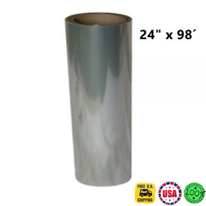 Us Stock 24 X 98 Roll Application Tape For Cad Printable Heat Transfer Vinyl