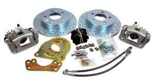 1979 93 Mustang Drum To Disc Conversion With Sn95 Gt Parts 4 Lug