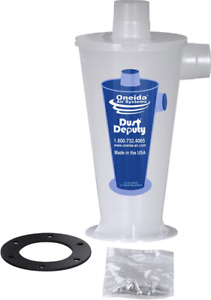 Dust Deputy Cyclone Debris Cleaning Air Dirt Filter Molded Collector Kit System