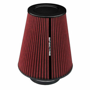Spectre Hpr9611 Performance Cold Air Intake Red Filter 3 5 Clamp On