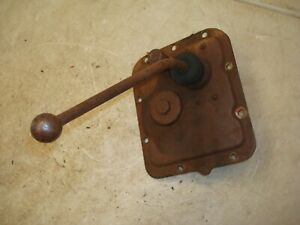 1947 Ford 8n Tractor 4 Speed Transmission Shifter